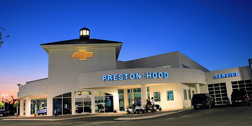 Preston Hood Cheverolet, Biloxi, MS